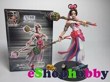 "Dynasty Warriors MUSOU 3 Character Figures "" Diao Chan"" KOEI Secret Item RARE"