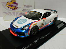 Spark WAX02020040 # Porsche Cayman GT4 #64 TGM Giovanis-Cosmo 1:43