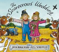 The Scarecrows Wedding by Julia Donaldson New Paperback Book