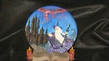 Merland the Magician collector plate