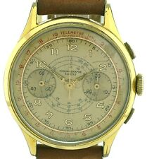 Chronograph Suisse Herren Vintage Chronograh, Kal. Landeron 48 um 1945-59,⌀ 38mm