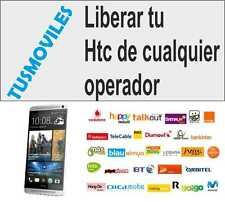 Liberar HTC One S One X Desire X C Movistar Vodafone Orange Yoigo todas 2013