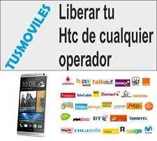 Liberar HTC One S One X Desire X C Movistar Vodafone Orange Yoigo todas 2013