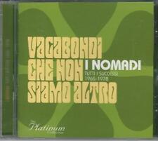 CD  I NOMADI : VAGABONDI CHE NON SIAMO ALTRO VOL.4 NUOVO NON SIGILLATO