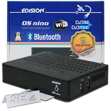 Edision OS Nino Combo Sat + Kabel Receiver Enigma2 DVB-S2 DVB-C  Full HD 1080p