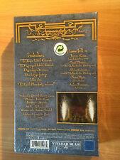 "HAMMERFALL-""The Templar Renegade Crusades""-Metal-VIDEO+CD SEALED BOXSET-NEW 2002"