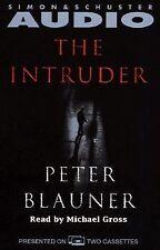 The Intruder by Peter Blauner (1996, Cassette / Paperback, Abridged)