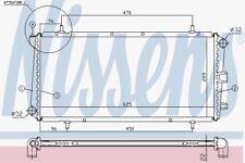 Nissens 62785A Radiator fit MG F-SERIE 1,8  95-