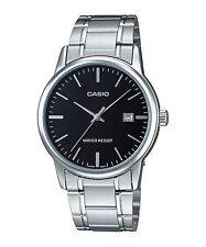 Casio Analog Business Watch Standard Silver Ladies Ltp-v002d-1a