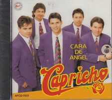 Capricho Cara De Angel CD New Nuevo Sealed