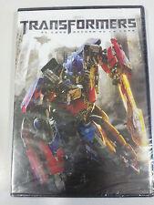 TRANSFORMERS EL LADO OSCURO DE LA LUNA DVD ESPAÑOL ENGLISH NEW SEALED NUEVA !!!