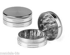 Grinder Aluminium 2 Parties - 40 MM  (Broyeur)