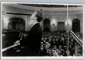 1958 Photo VAN CLIBURN in USSR Performance in concert hall Pianist Rare Vintage