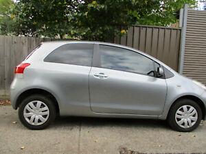 Toyota Yaris 2010 , RWC & Rego ,Low KM
