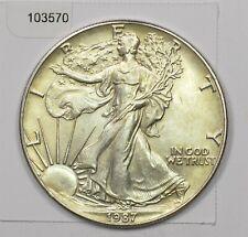 1987 Silver Eagle 103570 *SFCOIN