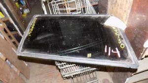 Driver Quarter Glass 4 Door Privacy Tint Fits 84-01 CHEROKEE 84455