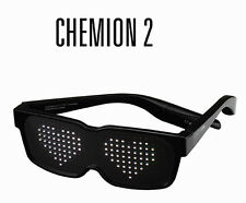 Made in Korea Smart LED Glass CHEMION2 Creative Eyewear Bluetooth feel chemistry