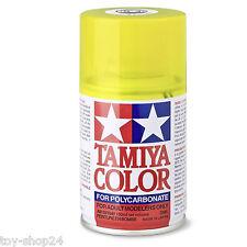 TAMIYA # 300086042 PS-42 100 ml Translucide Jaune En polycarbonate