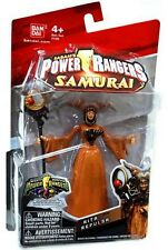 "Mighty Morphin Power Rangers 4"" Rita Repulsa Samurai Factory Sealed 2011 NEW"