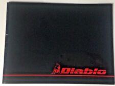 Lamborghini Diablo 1990-93 UK Market Sales Glossy Brochure - English & Italian