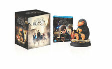 Fantastic Beasts and Where To Find Them with Niffler Statue (3D Blu-ray)
