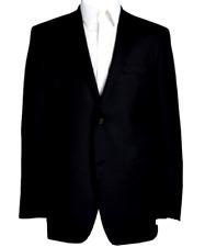 Lauren Ralph Lauren Men's Solid Texture Slim-Fit Blazer, Navy, 40REG
