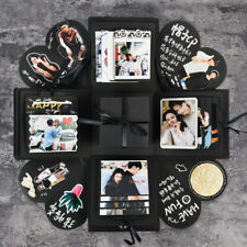 Creative Birthday Gift Surprise Explosion Box DIY Photo Memory Album Anniversary