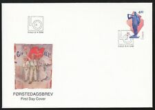 Norway 1999 Fdc Centenary Of Norwegian Confederation Of Trade Unions