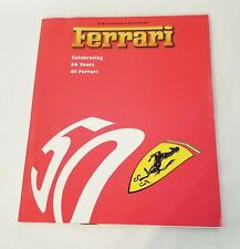 Celebrating 50 Years of Ferrari Magazine