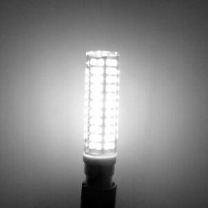 3pcs E12 Mini Base 10W 136-2835 LED Bulbs Lamp Light White 110V Ultra bright