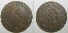 2 centimes 1854  W - NAPOLEON III - SECOND EMPIRE