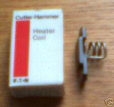 NEW Cutler Hammer HEATER COIL H1239  10177H1239 1239A