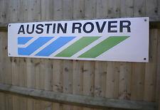 AUSTIN Rover Banner Pubblicitario Insegna Retrò per officina o garage