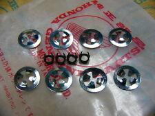 HONDA CB 750 Four k0-k2 Set Clip per vasca e coperchio pagine emblemi