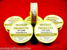 Mucilin Twisted Fly Line Backing Full 75 Metre Spool for Fly Reel