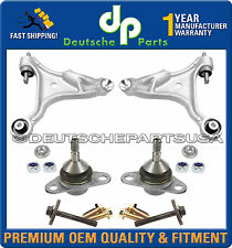 VOLVO S60 FRONT CONTROL ARM ARMS + BALL JOINTS 30635230 30635229 274548 SET 4