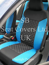 ISUZU TROOPER/RODEO DENVER /D MAX CAR SEAT COVERS BLUE DIAMOND FULL SET SBCSC208