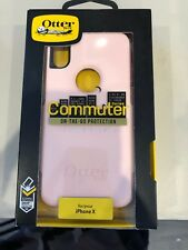 """OtterBox Commuter Series Case for Apple iPhone X/XS 5.8"""" - Pink"""