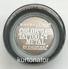 Maybelline Color Tattoo Eyeshadow NEW < Choose ONE SHADE >
