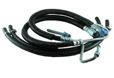 Borgeson 925117 Dodge Ram Power Steering Hose Kit Rubber, 1997-2002 with Diesel