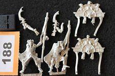 Games Workshop Warhammer Tomb Kings Army Standard Metal Figure Set Fantasy OOP