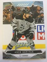 UPPER DECK 2019 - 2020 MVP ANZE KOPITAR # 114 | 1 CARD