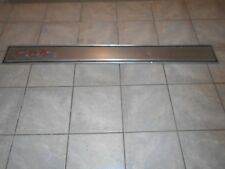 1973-1980  GMC Jimmy TAILGATE Band/Trim Panel OEM