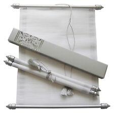 scroll wedding invitation, wedding scrolls,S863