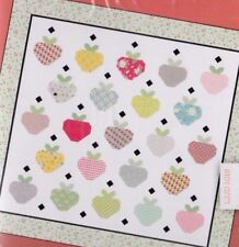 Strawberry Field - pieced quilt PATTERN - uses Layer Cake