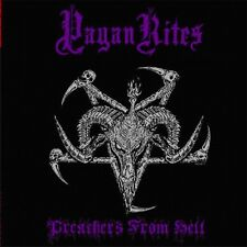 Pagan Rites - Preaches from Hell [New CD]