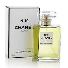 CHANEL No 19 Eau De Parfum 5 ml Glass Spray Decant 100% Authentic w/ Gift Box