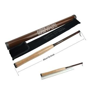 Tenkara Fly Rod Telescoping IM12 Nano Carbon Fiber Fly Fishing Rod Portable Rod