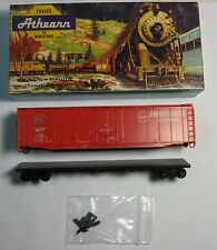 ATHEARN 1324 Used HO SCALE 50' Plug Door Box Car MKT (1324U)