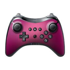 Wii U Controller Pro Skin - Pink Burst - Decal Sticker